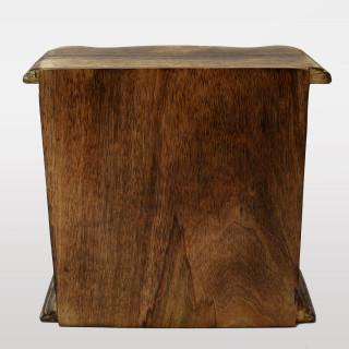 Drveni ormarić 3 fijoke